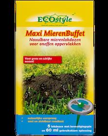 Maxi Mierenbuffet 5 dozen + 60ml