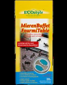 Mierenbuffet 2 dozen + 20ml