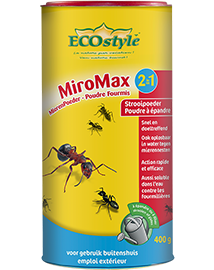 Ecostyle MiroMax 2 in 1 Mierenpoeder 400g