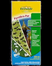 Buxusmot rupsen biologisch bestrijden 200ml