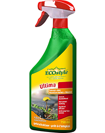 Ecostyle Ultima Onkruid + Mos Spray 750ml