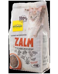 Ecostyle Kattenbrokken VitaalCompleet Zalm 4Kg