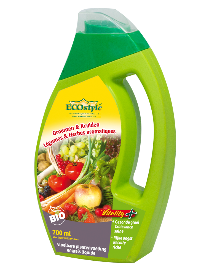 Ecostyle Vitality Groenten & Kruiden 700 ml