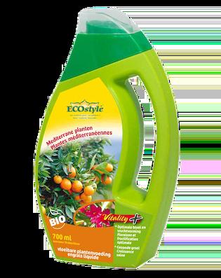 Ecostyle Vitality Mediterrane planten 700 ml