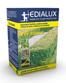 Edialux For-Insect tegen bladluizen, rupsen en witte vliegen 150ml