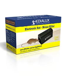 Edialux Elektrische muizenval / rattenval