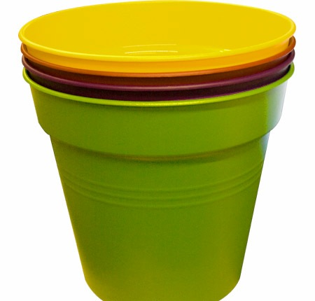 Elho Green Basics Growpot 30cm groen