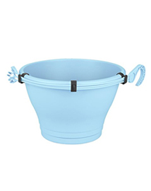 Elho Loft Urban Hanging Basket 20cm Soft Blue