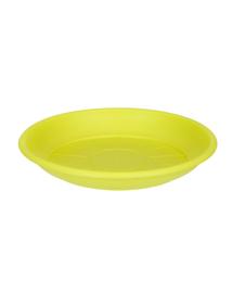 Elho Onderschotel Rond 27cm Limoen Groen