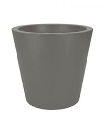 Elho Pure Straight Round 35cm Stone Grey