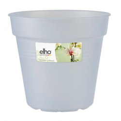 Elho Green Basics Growpot 15cm transparant