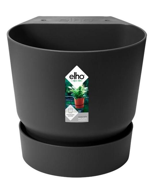 Elho Greenville Easy Hanger Single Living Black