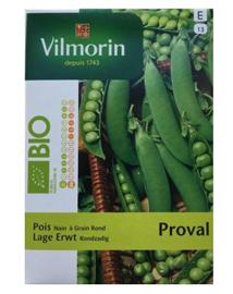 Vilmorin Erwtenzaad Proval BIO 90g