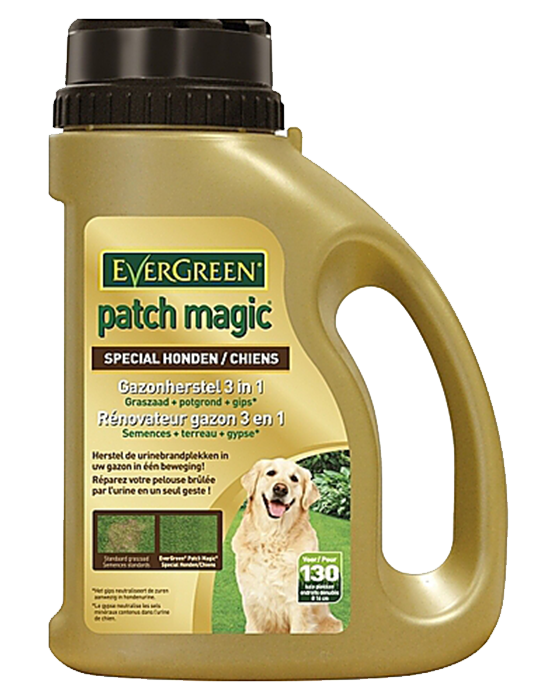 Graszaden Evergreen Patch Magic special honden 1,3kg