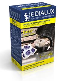 Edialux Fatal Pasta AM Muizengif en rattengif 150g