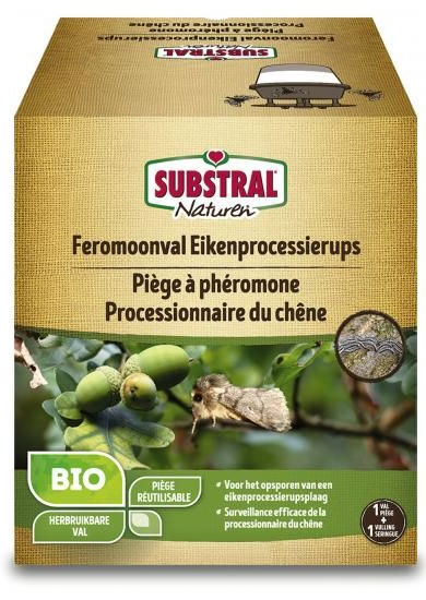 Feromoonval eikenprocessierups Substral Naturen (val + vulling)