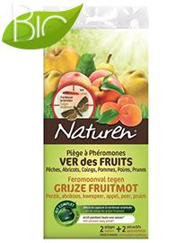 Naturen Feromoonval tegen Grijze Fruitmot 2 stuks