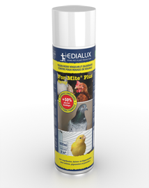 For Mite® plus Spray tegen bloedluis 500ml | Edialux