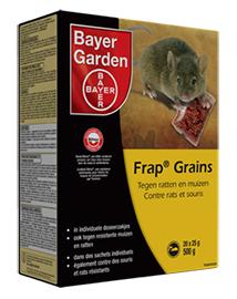 Frap Grains granenmix tegen muizen en ratten 500g
