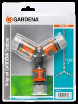 "Gardena 3-wegset 13mm (1/2"")"