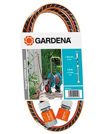 Gardena Aansluitgarnituur voor slangenwagen