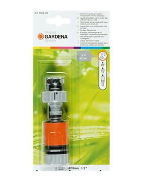 Gardena Aansluitset voor tuinslang 13mm aan kraan
