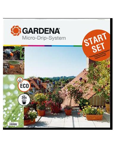 Gardena Micro Drip Systeem Startset voor terrassen