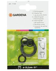 Gardena Setje rubberringen