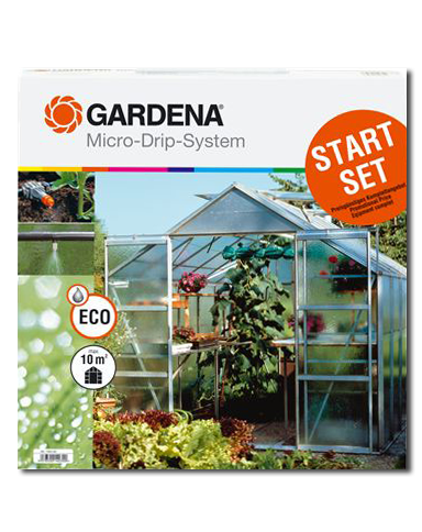 Garden Micro Drip Systeem 10m²