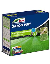 DCM Meststof Gazon Pur® met anti-moswerking 3 kg
