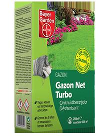 Gazon Net Turbo Klavers in gazon bestrijden 250ml