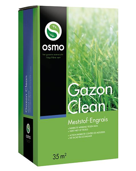 Osmo Gazon Clean meststof 3,5 Kg