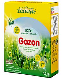 Ecostyle Gazonmeststof Gazon ECO+ 35m²