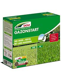 DCM Meststof Gazonstart voor groen gazon 3kg