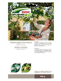 DCM Gedroogde heermoes tegen witziekte en krulziekte 150 g