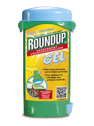 Roundup Gel Onkruidbestrijder in gelstick 150ml