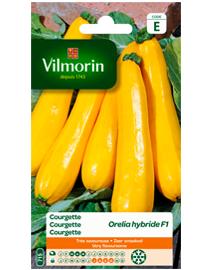 Vilmorin Courgette zaden Gele Orelia F1 2g