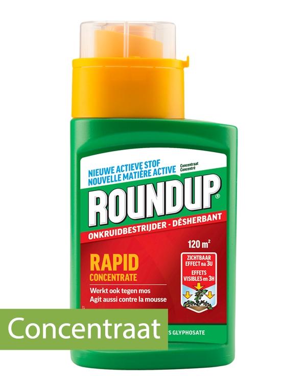 Roundup Rapid Onkruid- & struikgewasdoder 120 m²