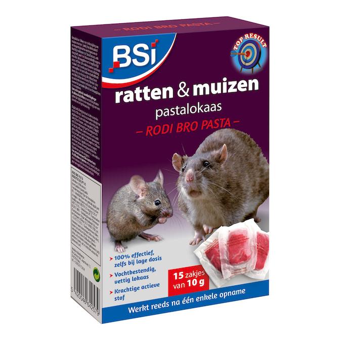 Gif voor muizen BSI Rodi Bro Pasta 150g