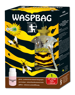 Wespenzak Gifvrije wespenval 1st