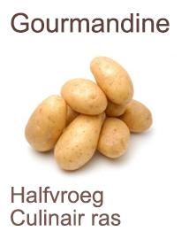 Pootaardappelen Gourmandine 2,5kg