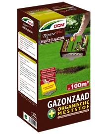 DCM Riparo Plus Gras inzaaien na verticuteren 100m²