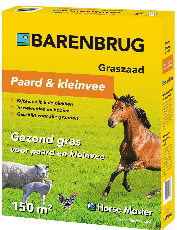 Graszaad paard en kleinvee 150 m² Barenbrug