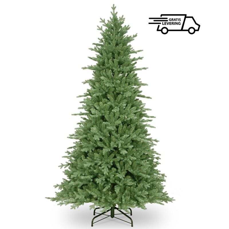 Groene kunstkerstboom Christmas Green 213cm