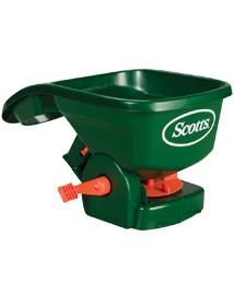 Handy Green Handstrooier voor kunstmest en graszaad