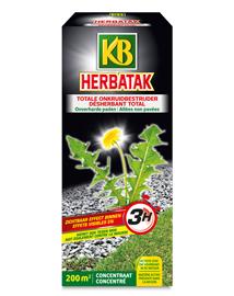 KB Herbatak onkruidverdelger voor paden 450ml