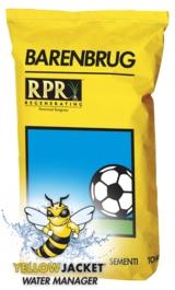 Graszaad Barenbrug RPR Zelfherstellend Sportgras met Yellow Jacket Water Manager