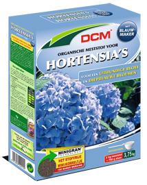 DCM Meststof voor blauwe hortensia 3,75kg