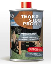 Teak en natuursteen beschermen tegen vlekken 1L
