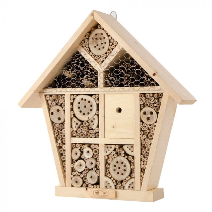 Insectenhotel Natuurpunt Sol Large voor bijen en nuttige insecten